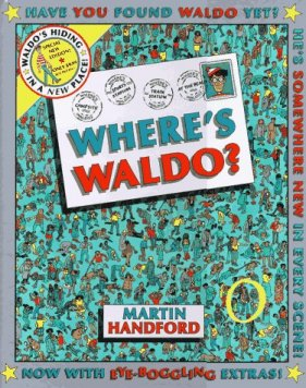 Martin Handford's Where's Waldo?